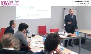 Corso Web Marketing gennaio 2016 - Gianni Vacca