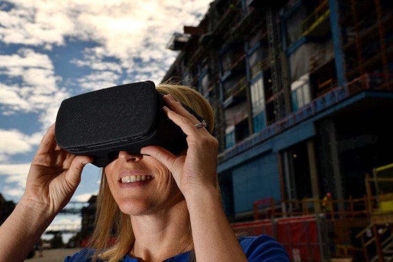 realtà virtuale immobiliare