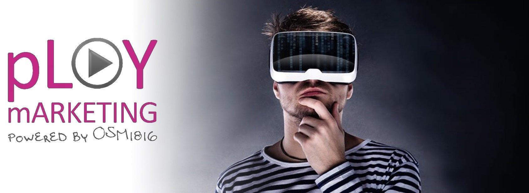 VR design: sfide e possibili scenari