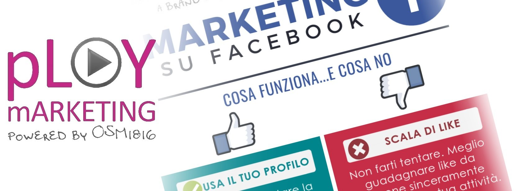 Infografica: Marketing su Facebook – cosa funziona e cosa no?